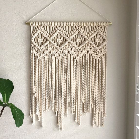 best 25+ wall hangings ideas on pinterest | diy wall hanging, yarn wall UZVKVXL