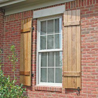 best 25+ wood shutters ideas on pinterest | diy exterior wood shutters, diy OYTQDME