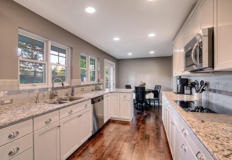 best colors for kitchen | kitchen color schemes | houselogic BCZCSPQ