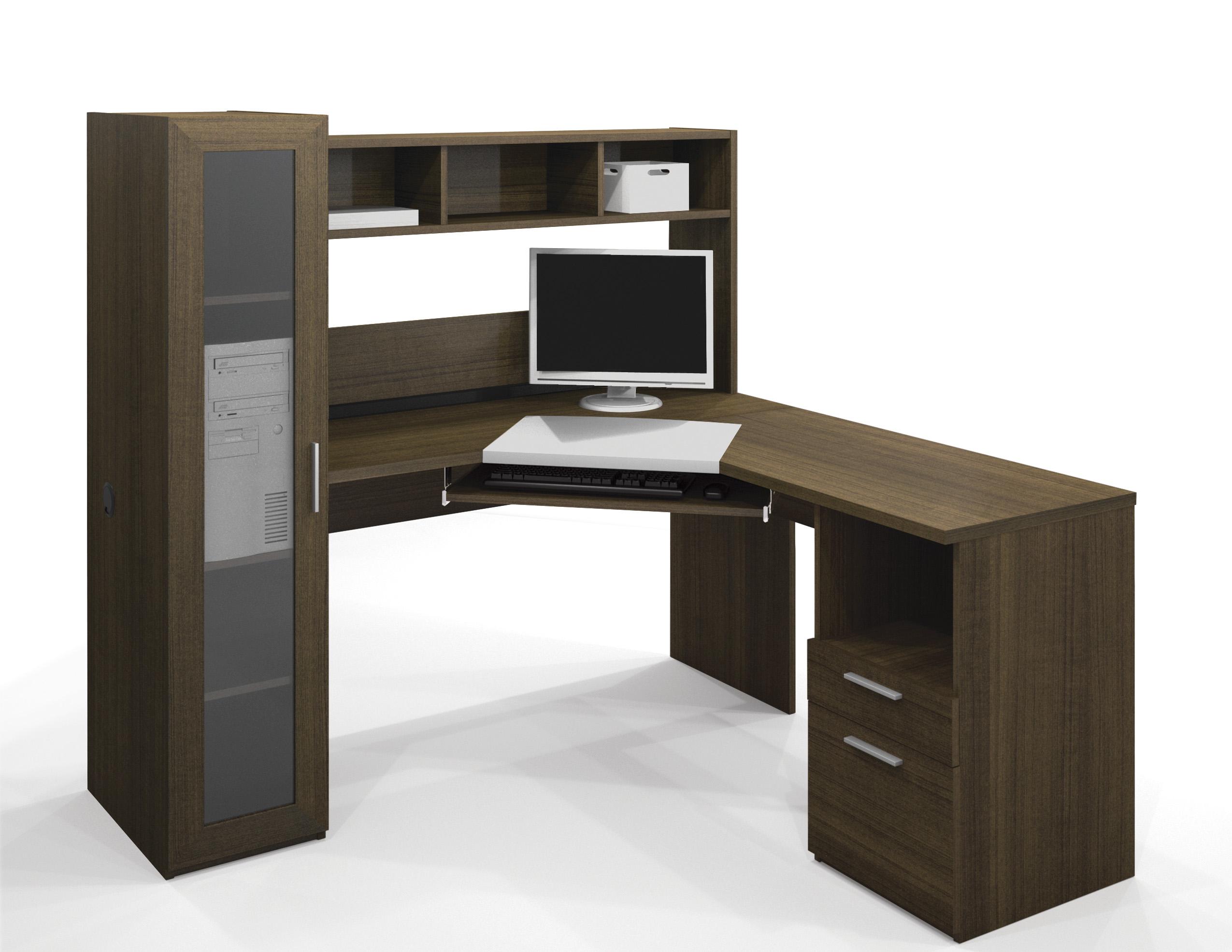 bestar jazz corner computer desk NCUEZYK
