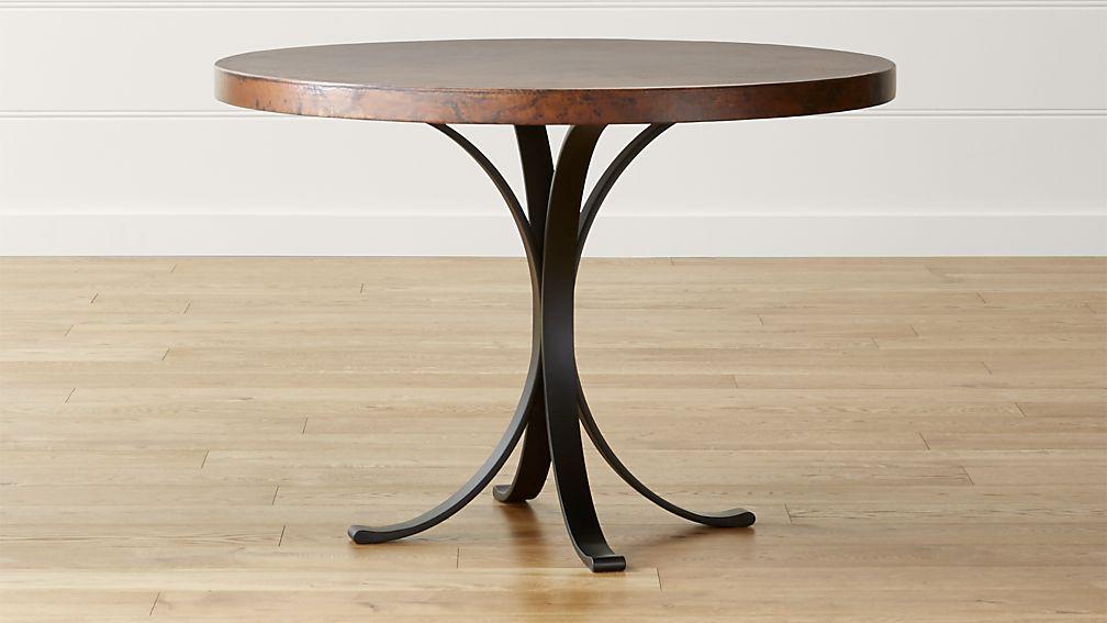 bistro table cobre 42 EJPXMXR