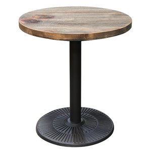 bistro table outdoor bistro tables youu0027ll love | wayfair LHFUKGQ