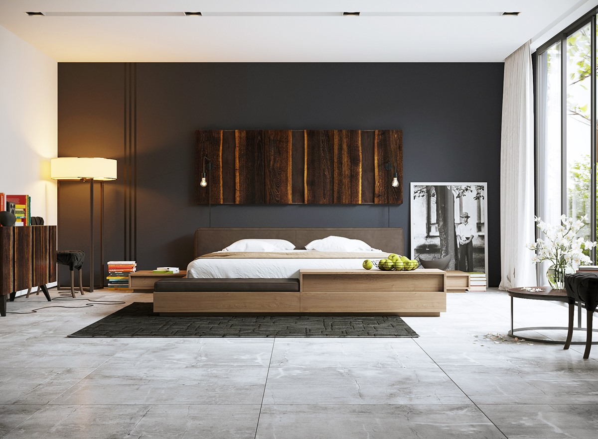 black and white bedroom ideas 40 beautiful black u0026 white bedroom designs SMLWAHI