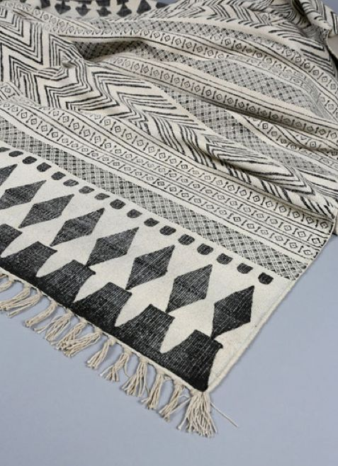 Quality Black And White Rug just for you.