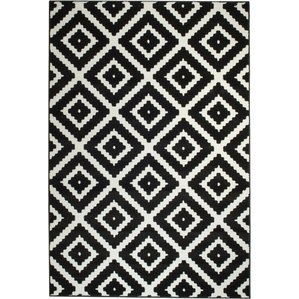 black and white rug white rugs youu0027ll love | wayfair NBFKNNZ