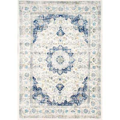 blue rug verona blue ... AFITPQO