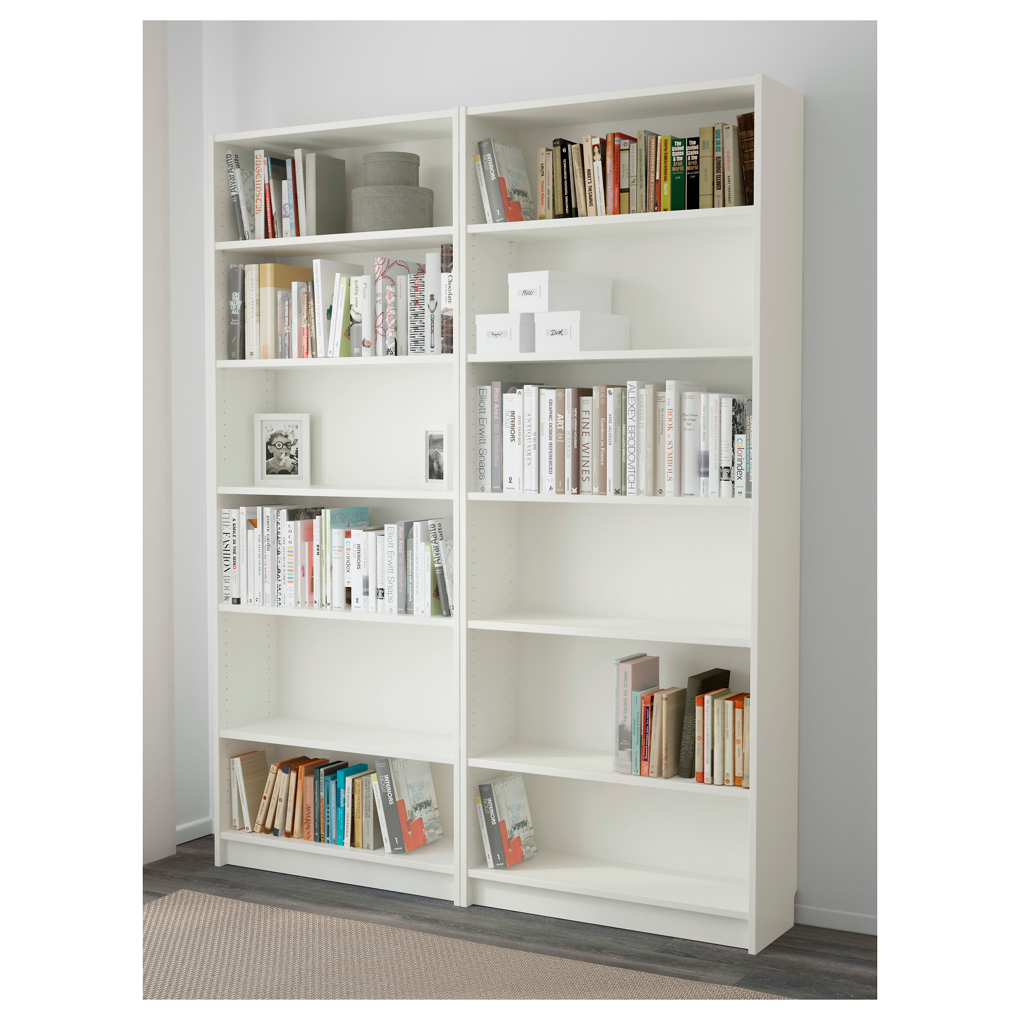 bookcases ikea billy bookcase adjustable shelves; adapt space between shelves  according to your RJEPTQA