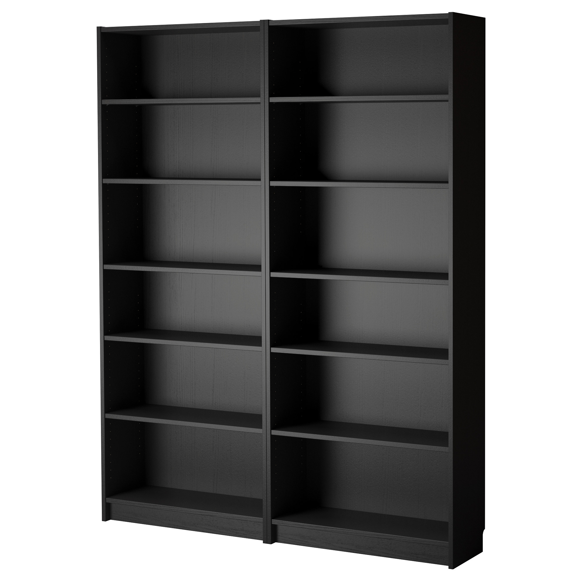 bookcases ikea billy bookcase adjustable shelves; adapt space between shelves  according to your ZKJWRXQ