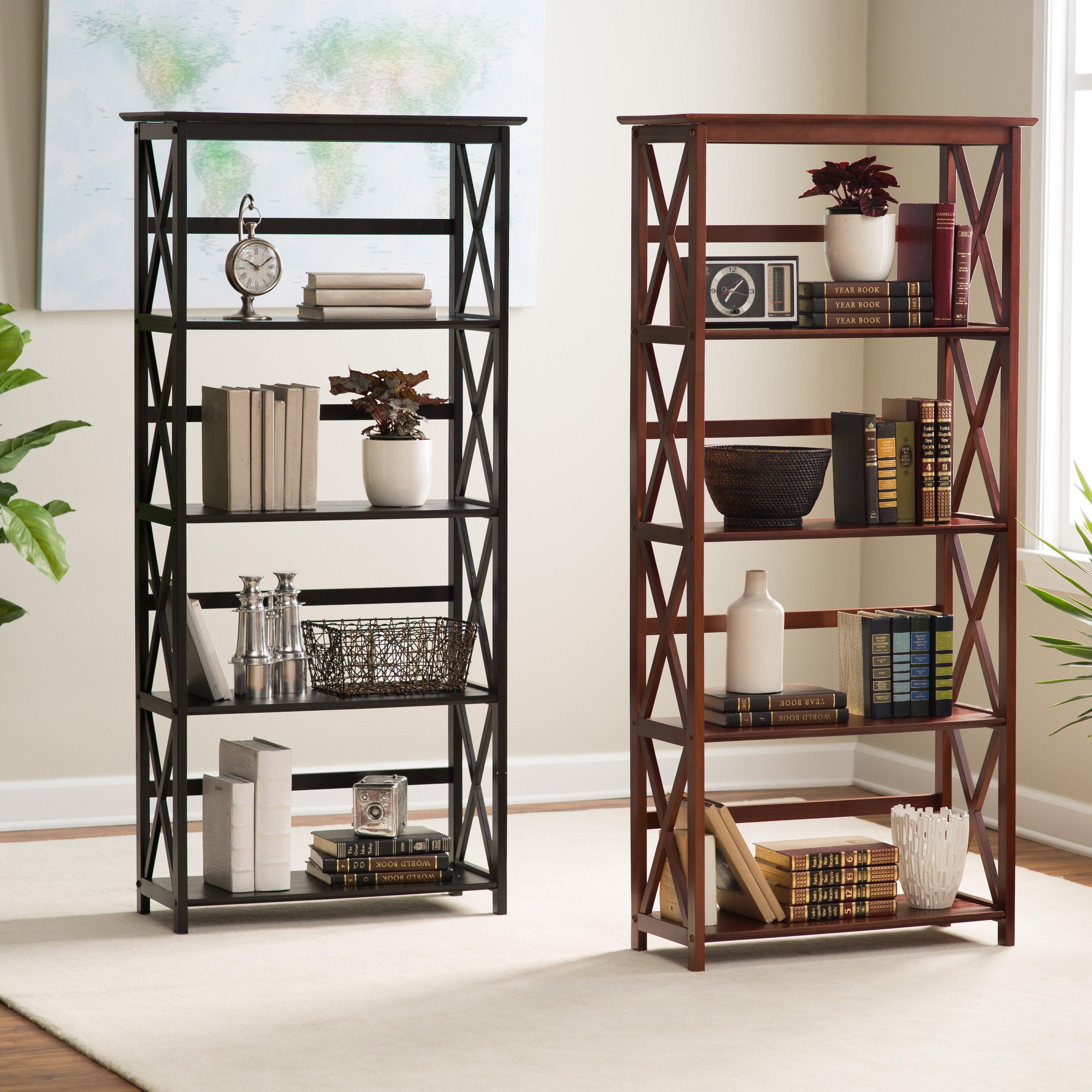 bookcases weston home factory bookcase | hayneedle XGUMOHF