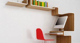 bookshelf design 10. k workstation. u201c OYUZEJM