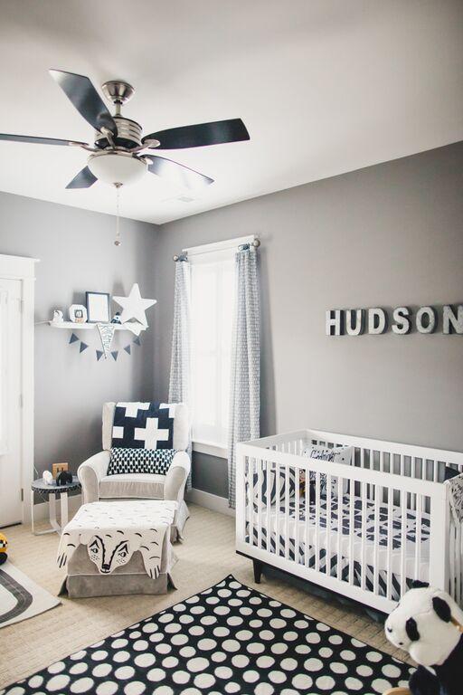 boy nursery ideas 10 steps to create the best boyu0027s nursery room HHSXWGJ