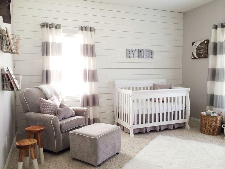 boy nursery ideas image result for grey and shiplap nursery GHSEJIA