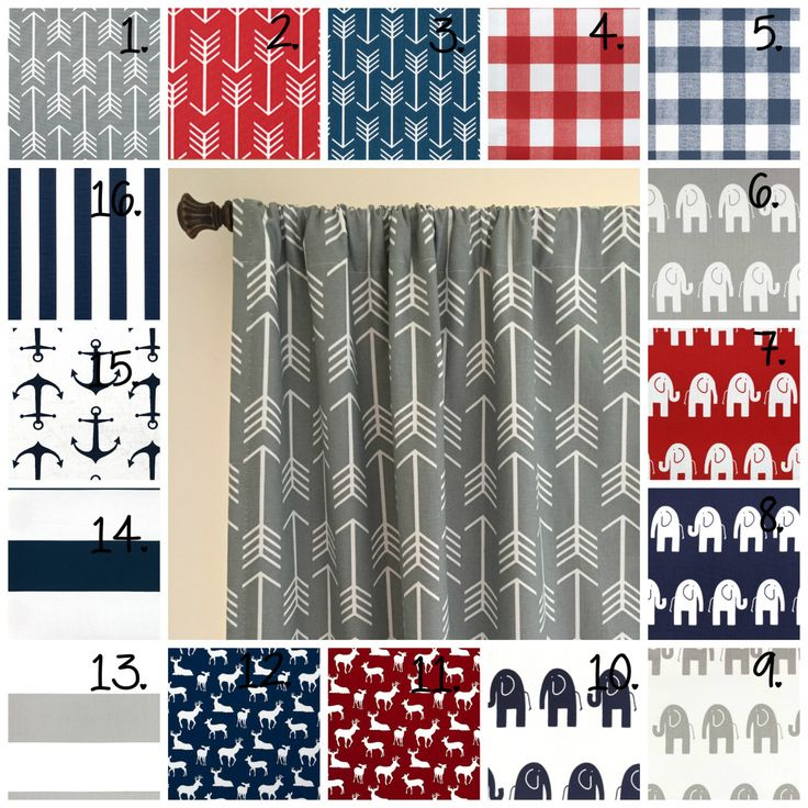 boys curtains baby boy nursery curtain panel set elephant drapes stripe curtains arrow  curtains ZELJQEB
