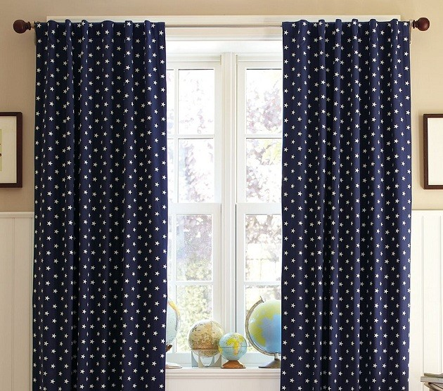 boys curtains heavy stars curtains for kidu0027s room BWCTKPT