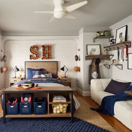 boys rooms ... walker plaid morgan bedroom ... YNKMCVF