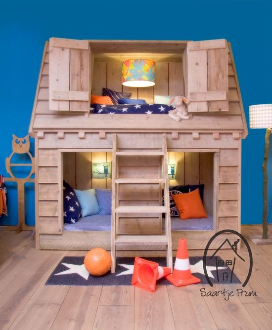bunk beds for kids 10 fabulous boysu0027 house beds SJYERFG