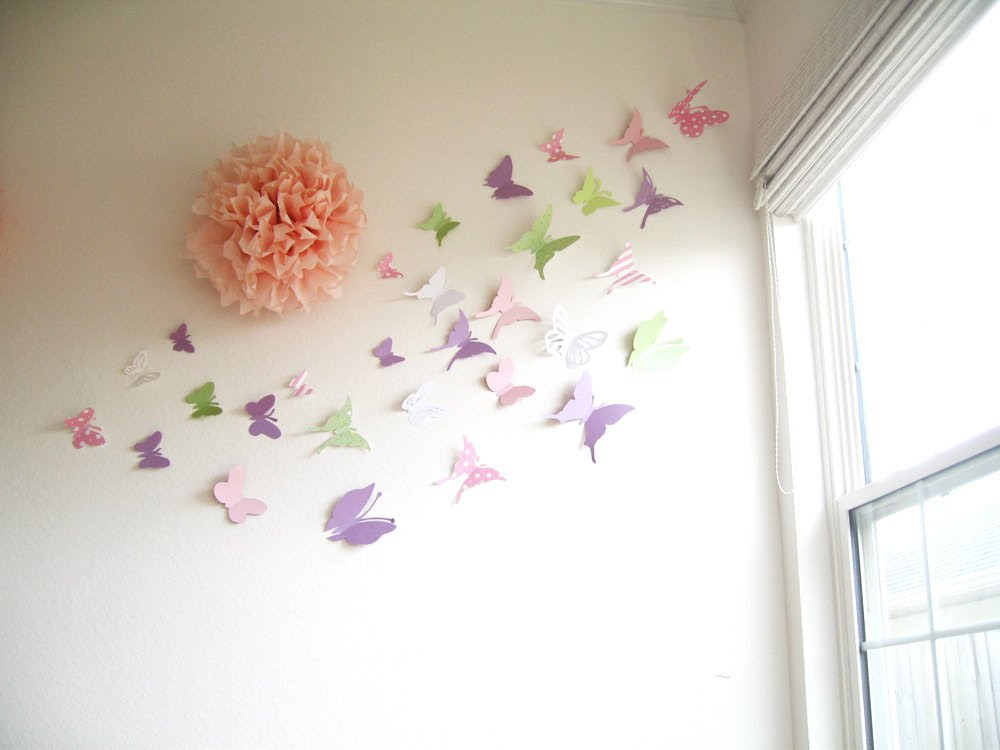 butterfly wall decor - large butterfly wall decor TGCNSOP