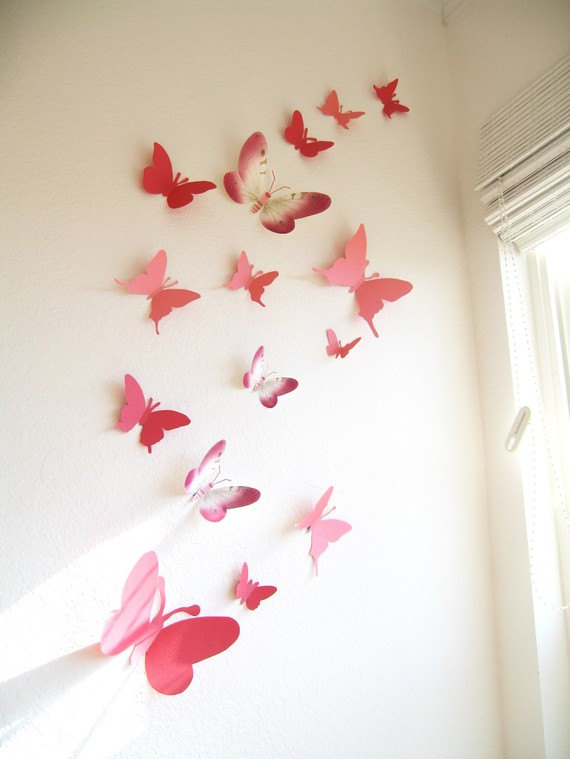 butterfly wall decor like this item? DBIULSW