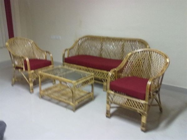 cane furniture picture of vega cane sofa set QSSIBLB