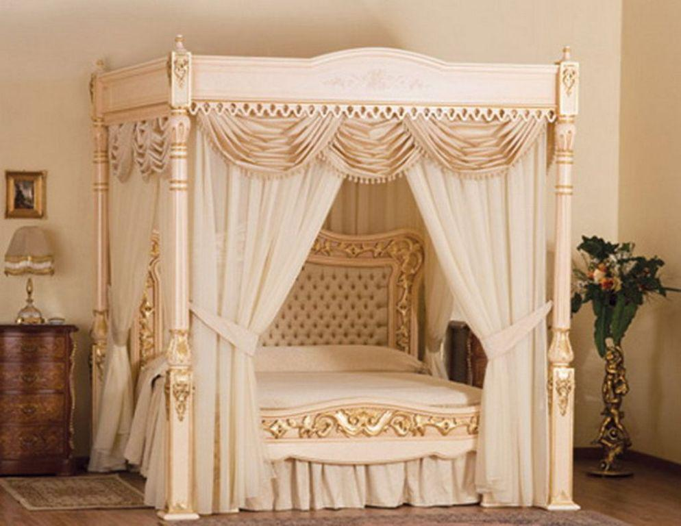 canopy bed curtains ideas ILXIMAX