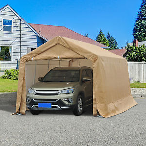 car canopy ... outsunny-carport-canopy-tent-car-storage-shelter-garage- XLGHEHB