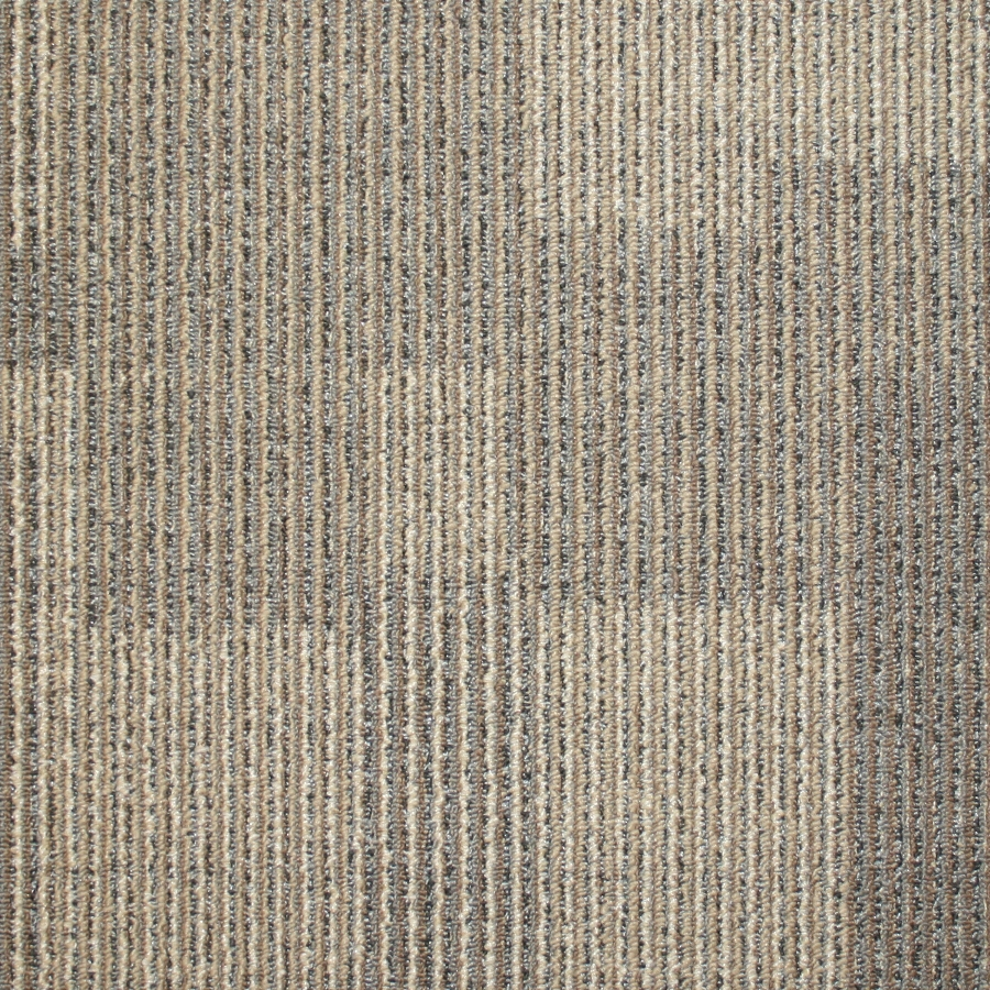 carpet tiles kraus home and office 20-pack 19.7-in x 19.7-in sandy shore KQNMGNB