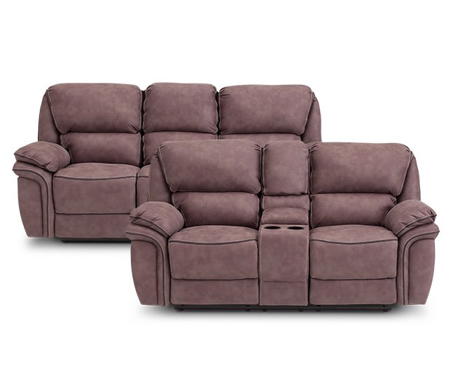 carver reclining sofa set WZHSNHF
