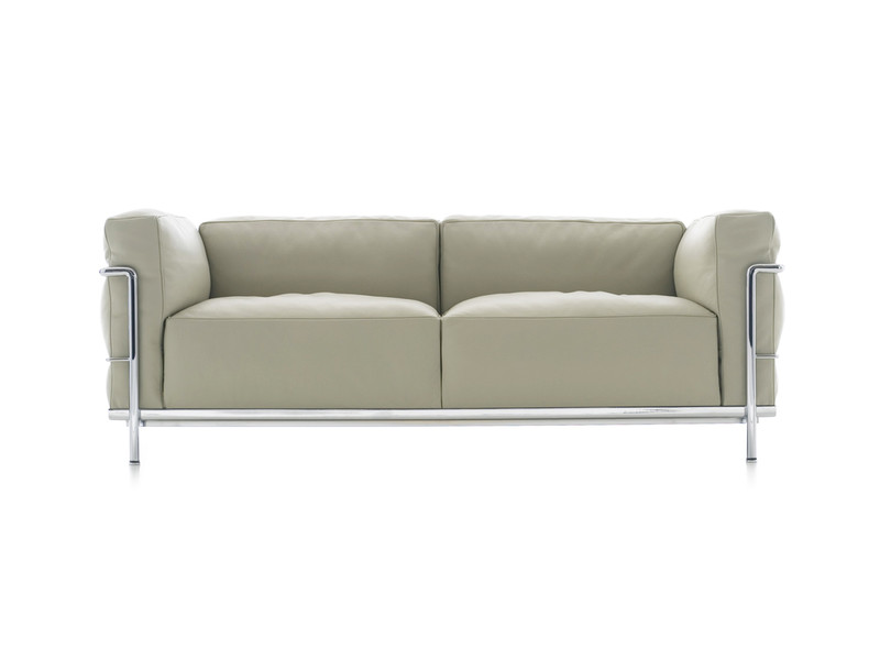 cassina lc3 two seater sofa AXGICRI