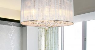 chandelier lamp shades inspiring chandelier light shades plastic casing with dependent crystal ball OJBNKWG