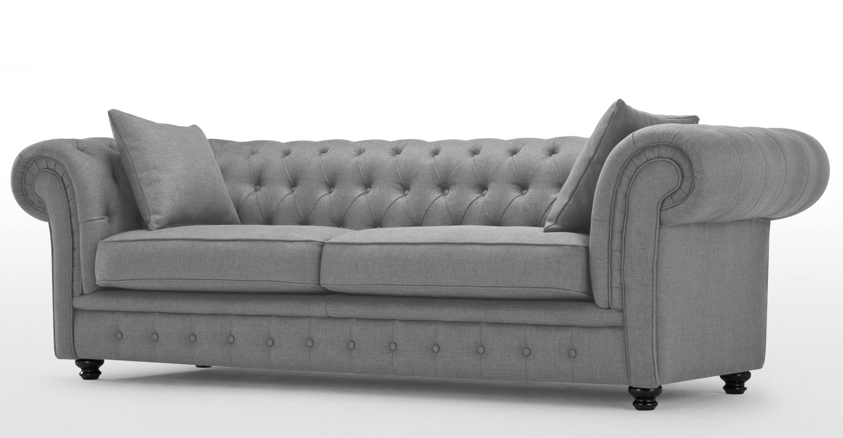 chesterfield furniture branagh. a 3 seater chesterfield sofa ... WTCMRLP