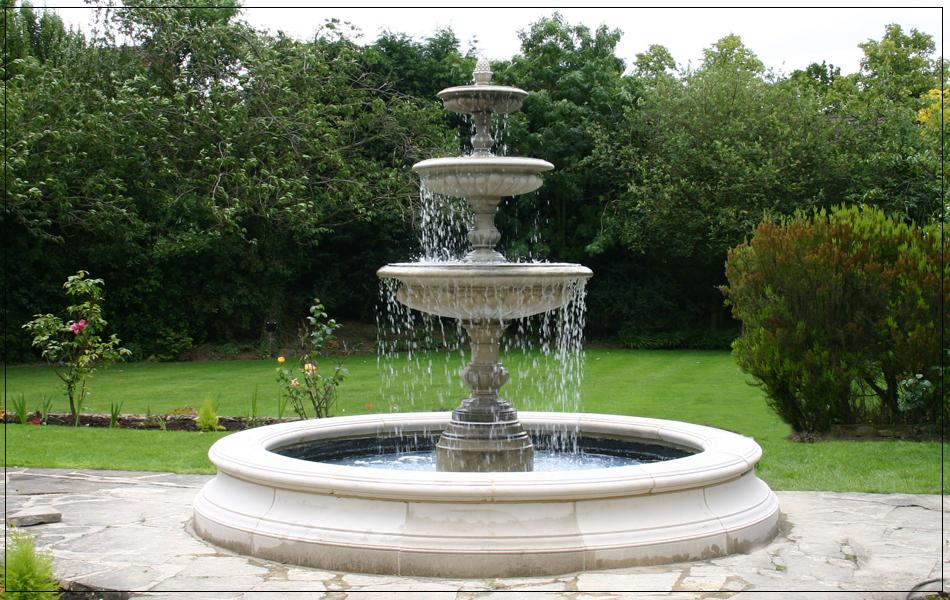 chic tiered garden fountains medium three tier vermeer garden fountain  fountains water NSGSGQH