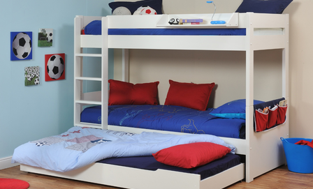 childrens bunk beds stompa uno multi-bunk MCRXDAV