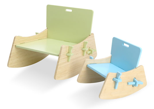 childrens furniture celery sustainable childrenu0027s furniture | inhabitots XWZCOJZ