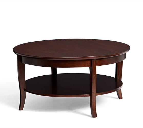 chloe round coffee table OBUDBHA