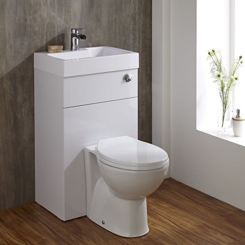 cloakroom suites milano combination toilet u0026 basin unit WYMBDFY
