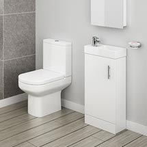 cloakroom suites | small suites from £99.95 | victorian plumbing KFPXPSO