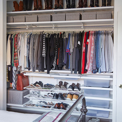 closet ideas 4 steps to cleaning out your closet IREXMBF