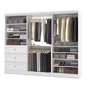 closet organizer 107.4 VPOJFZD
