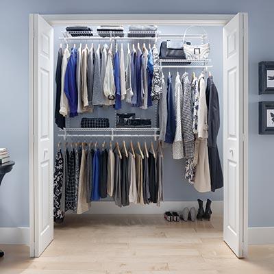closet organizer wire closet systems FSOEAQR