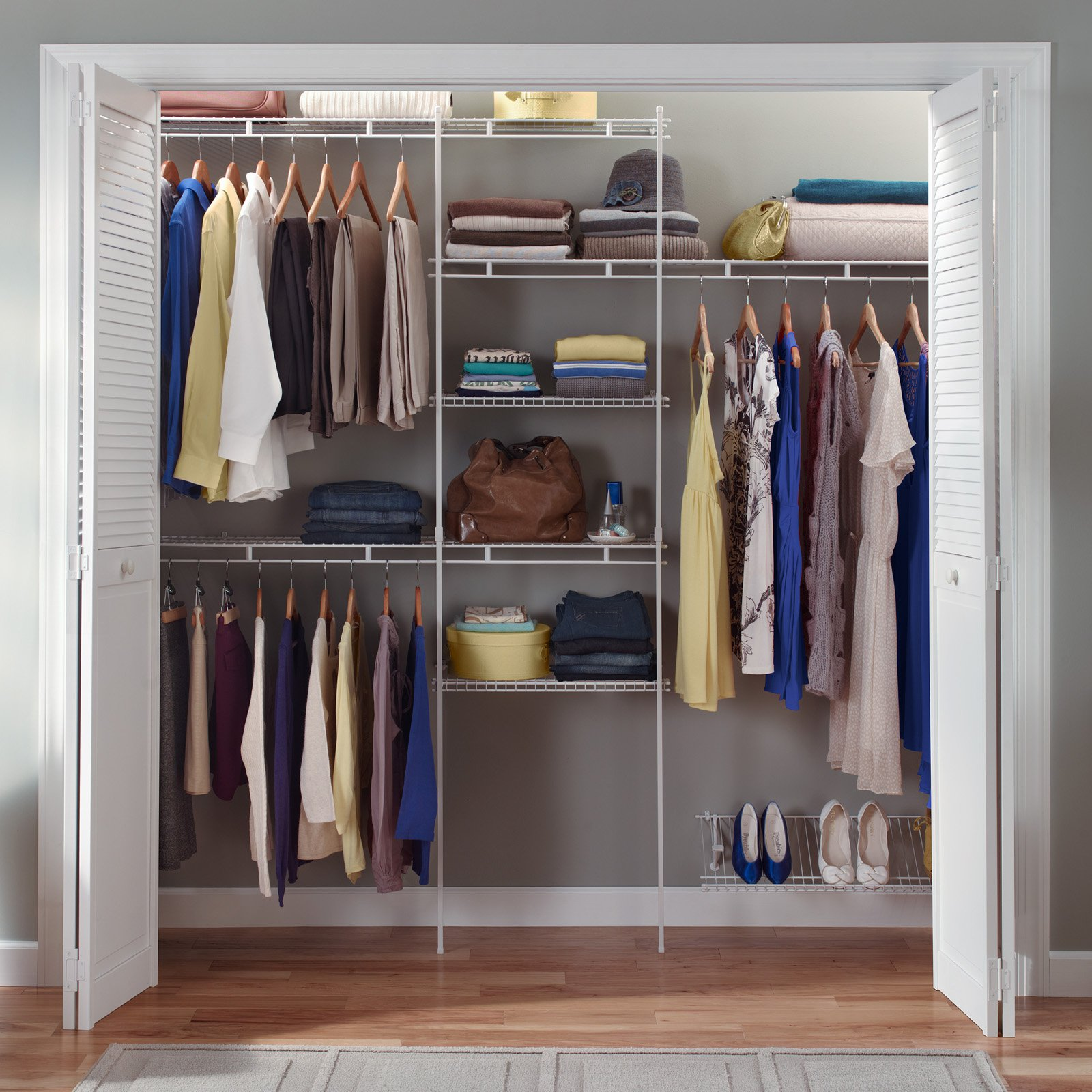 Benefits Of a Closet Organizer