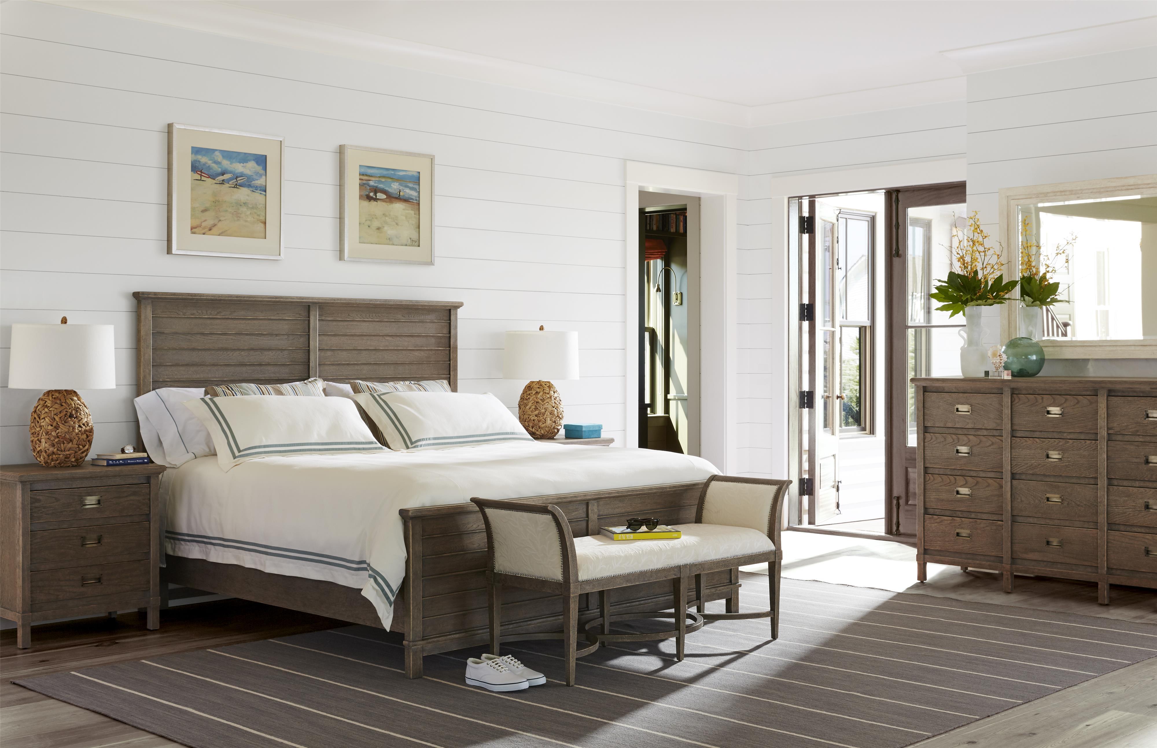 coastal living furniture stanley furniture coastal living resort 3 drawer palisades sofa table -  wayside GZOXSXG