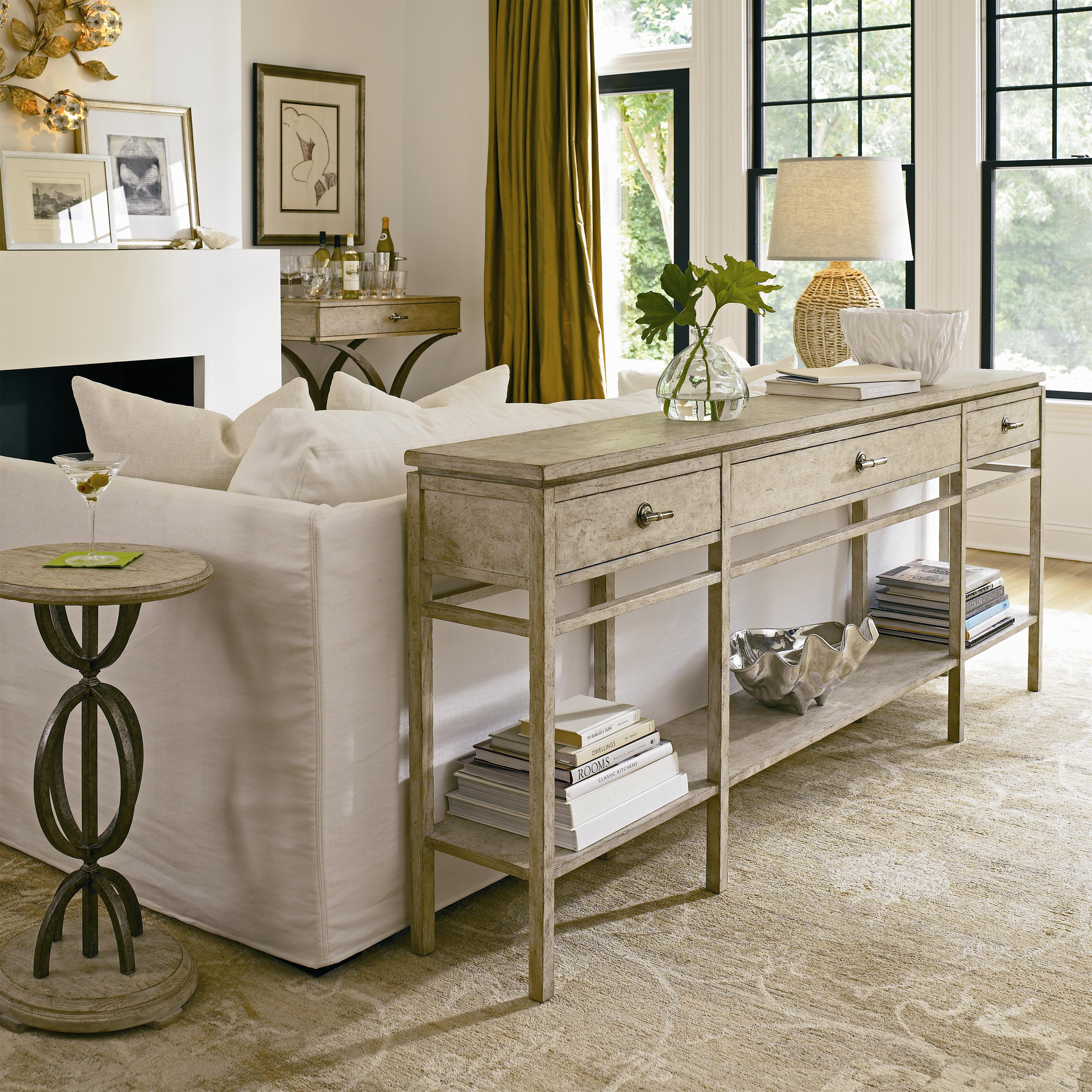 coastal living furniture stanley furniture coastal living resort curl tide flip top table - wayside NANSMPT