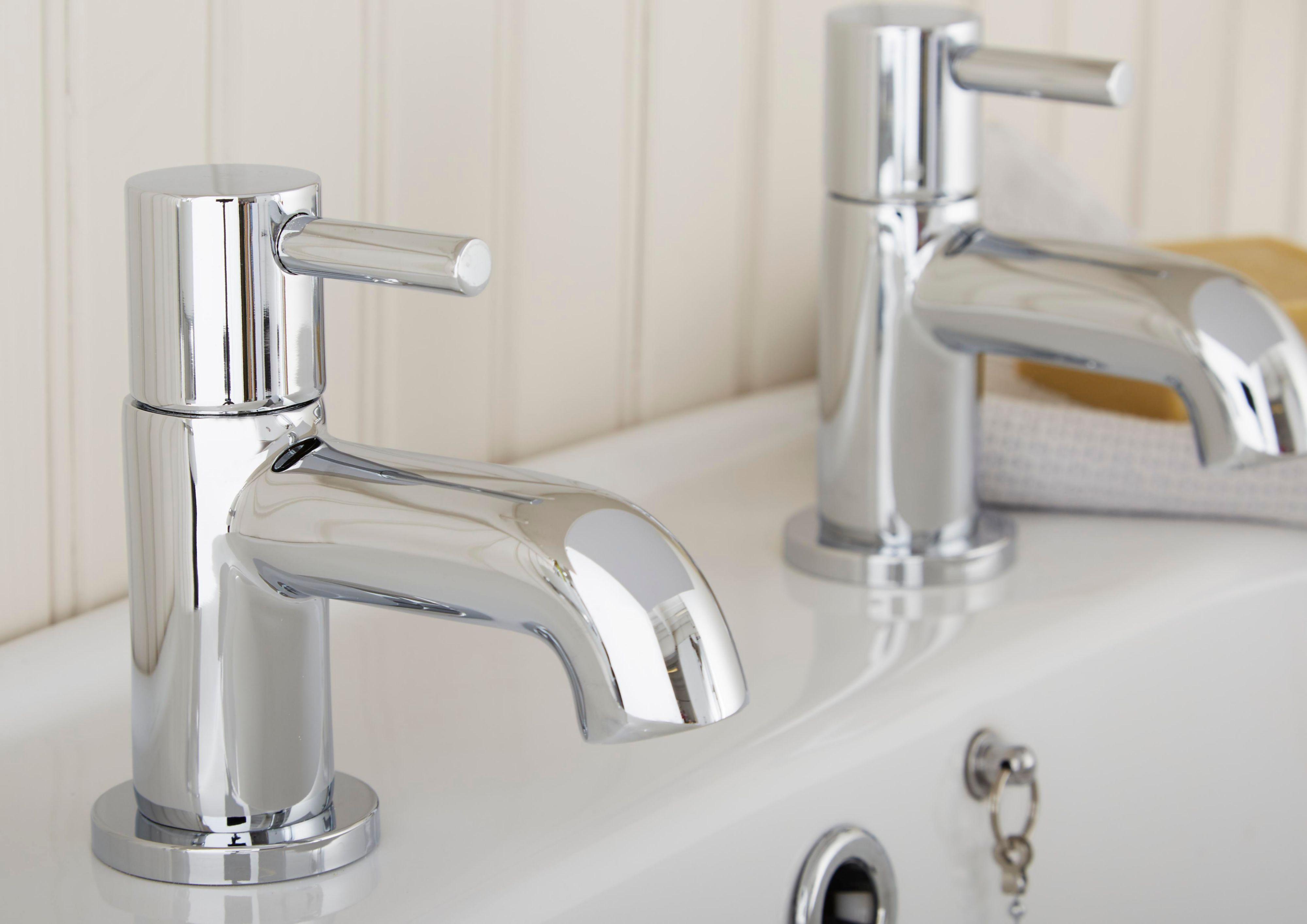 contemporary and modern bathroom taps EHUCLWG
