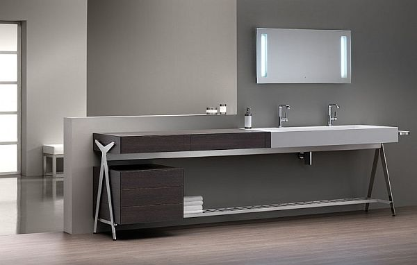 contemporary bathroom vanities and cabinets MTTZOTS