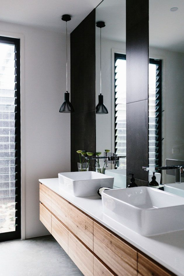 contemporary bathroom vanities https://i.pinimg.com/736x/94/97/7b/94977b4bcbe9ef1... OZRURVT