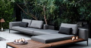 contemporary garden furniture inspiration from houseology.com. deck furnitureoutdoor ... BOCZADI