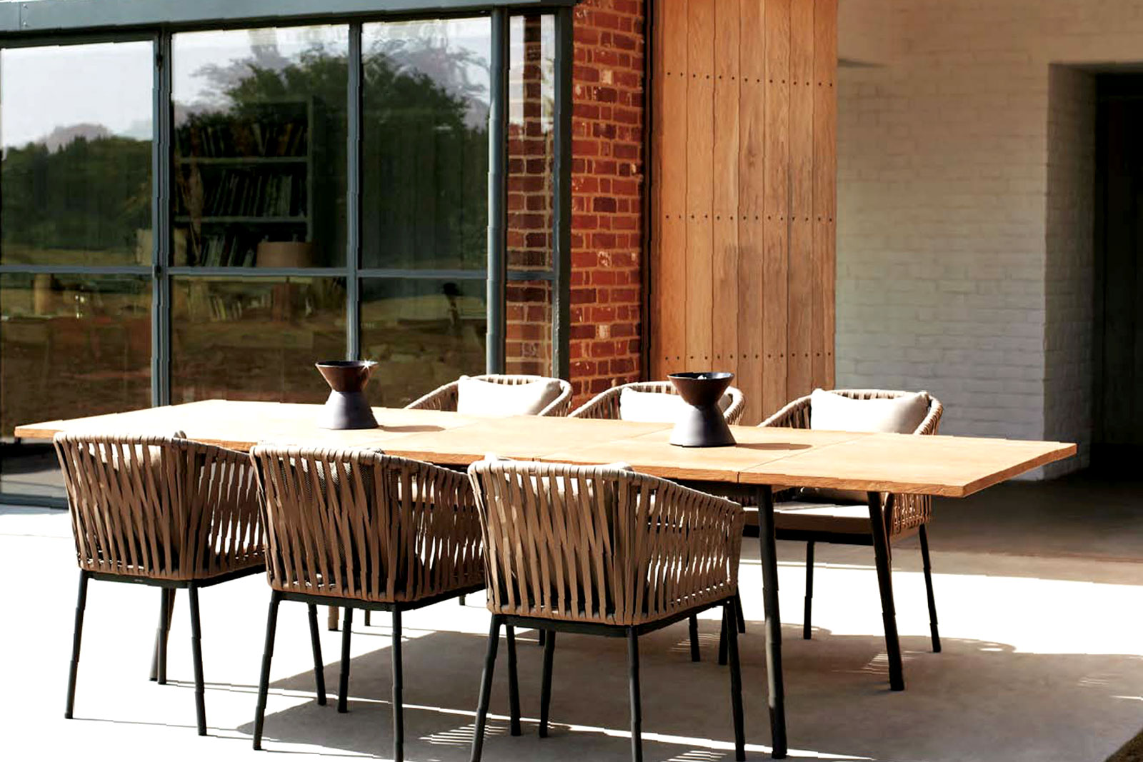 contemporary garden furniture ... modern garden furniture ... LBAFTFQ