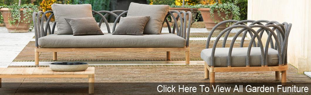 contemporary garden furniture VSBXOID