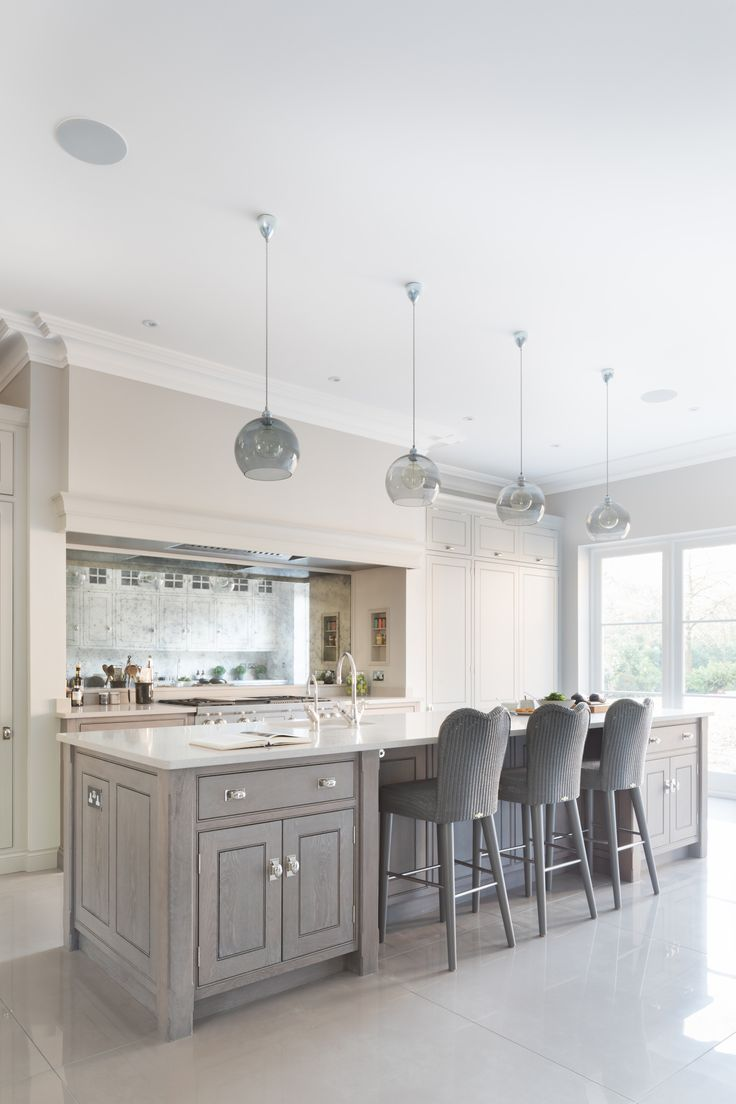 contemporary open plan kitchen, theydon bois - humphrey munson kitchens -  beautiful VLUJSZZ