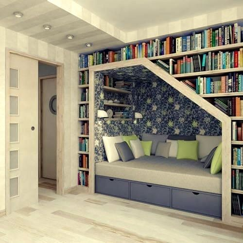cool bookshelves funny pictures about a reading nook in your room. oh, and cool pics JLXNQBL